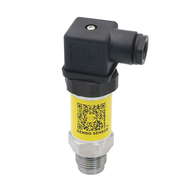 Flush druck sensor 4 20mA, 9 30V liefern, 40MPa/400bar gauge, g1/2 , 0.5% genauigkeit, edelstahl 316L membran, niedrigen kosten - 2