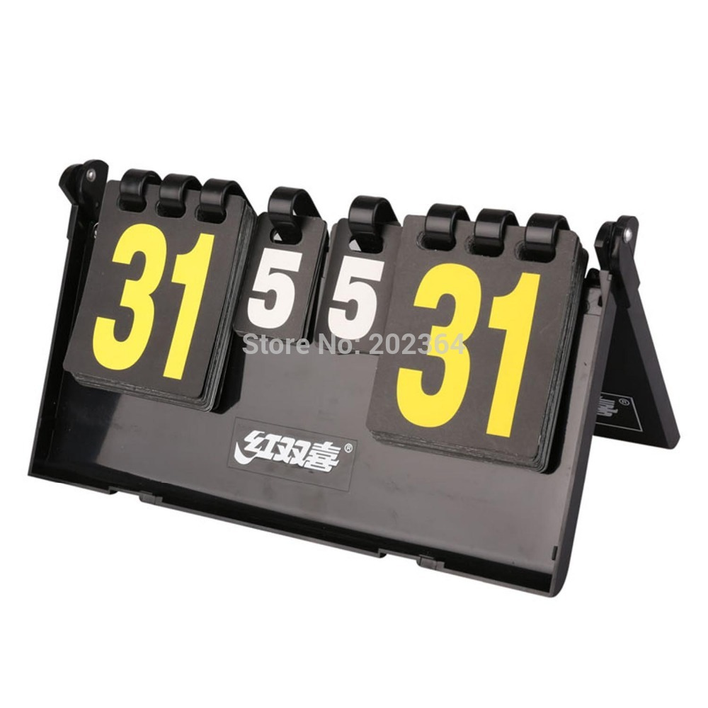 DHS F504 (F 504, F-504) Table Tennis Scoreboard for Ping Pong ...