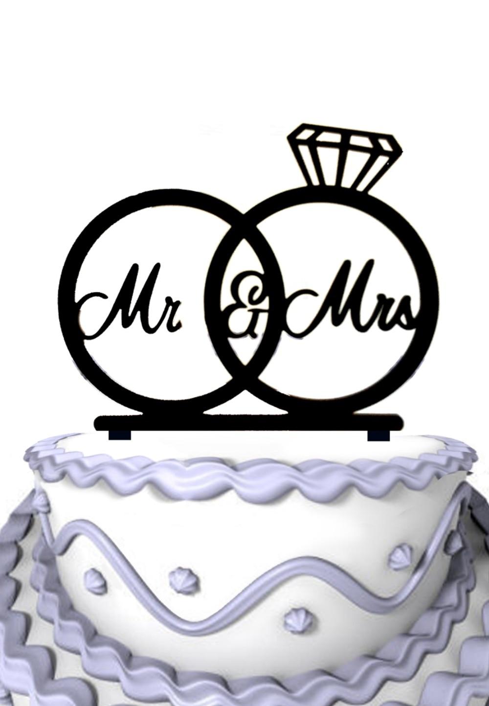 joker wedding ring wedding ring cake topper Wedding Cake Topper Download