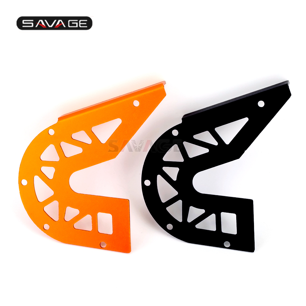 Front Spocket Chain Cover Guard For KTM DUKE 125 DUKE 200 RC 125 RC 200 RC125 RC200 Motorcycle Accessories CNC Case Protector