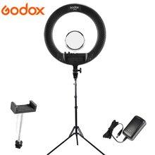 godox LR160 3200k-8000k Color Temperature Adjustable Photography Light LED Lighting Lamp + Makeup Mirror 2M Stand Tripod
