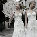 Venda quente do Guarda-chuva Guarda-chuva de Noiva Branco Cor Bege Algodão Bordado Lace Acessórios Do Casamento para a Festa de Casamento Nupcial Use ASABU1
