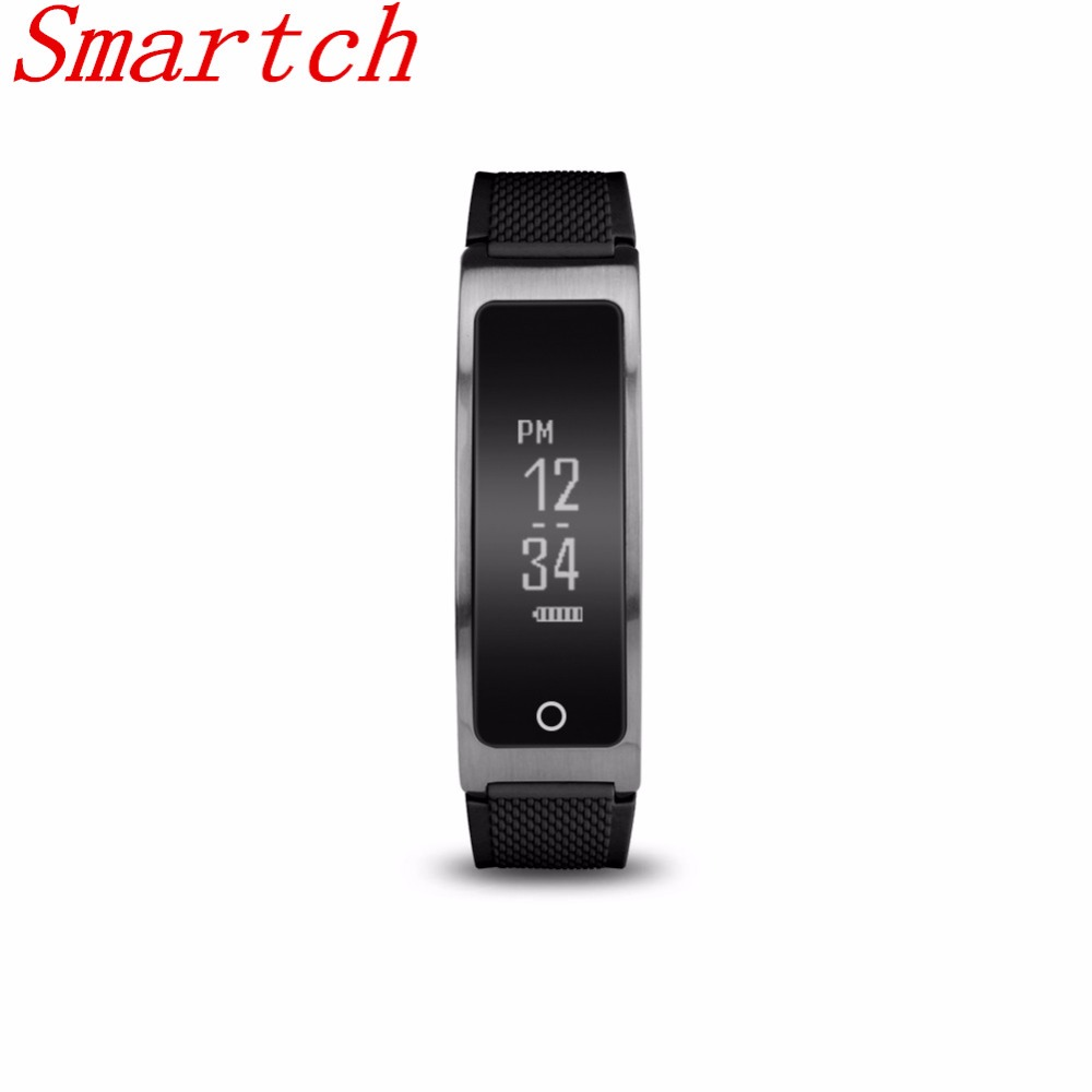 Smartch I8 Smart Band Heart Rate watch Blood Pressure Fitnee Tracker with pedometer Smart Wristband For