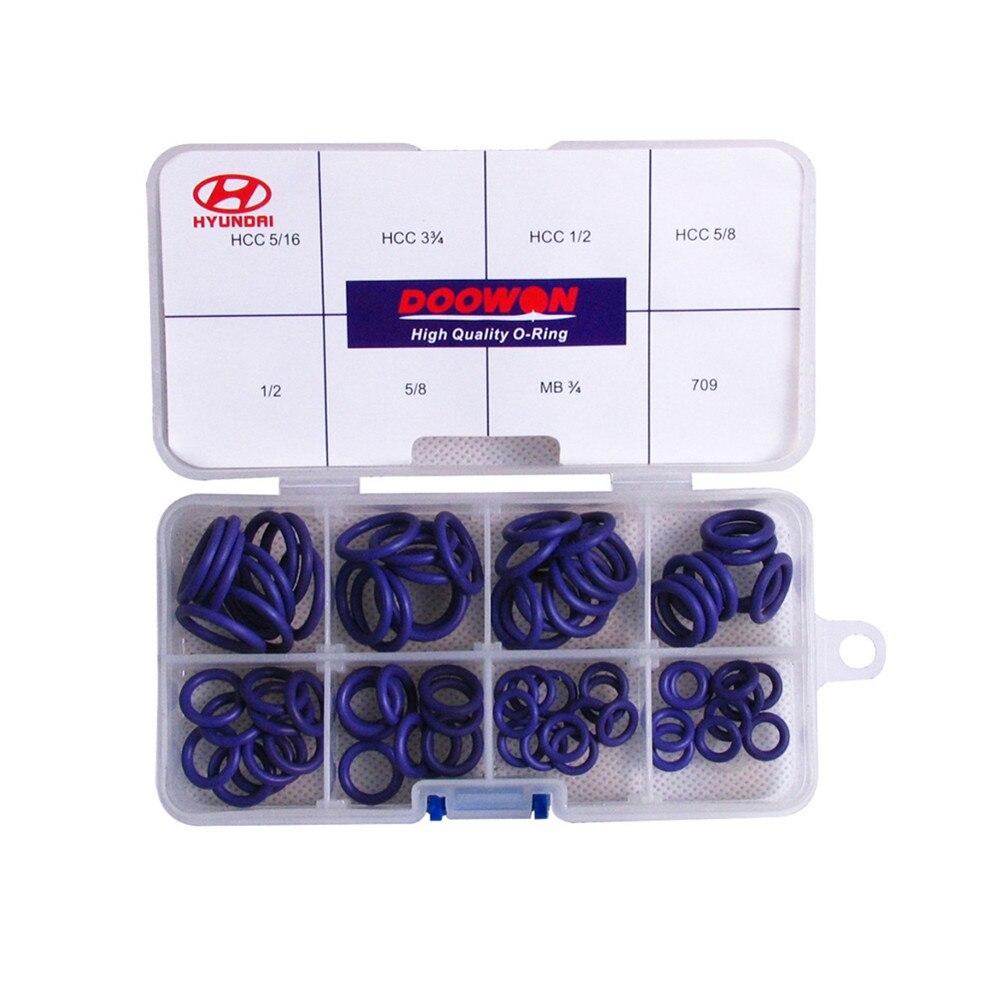 Бесплатная доставка, O-RING для автомобильного кондиционера, уплотнительное кольцо, фартук для Hyundai AC
