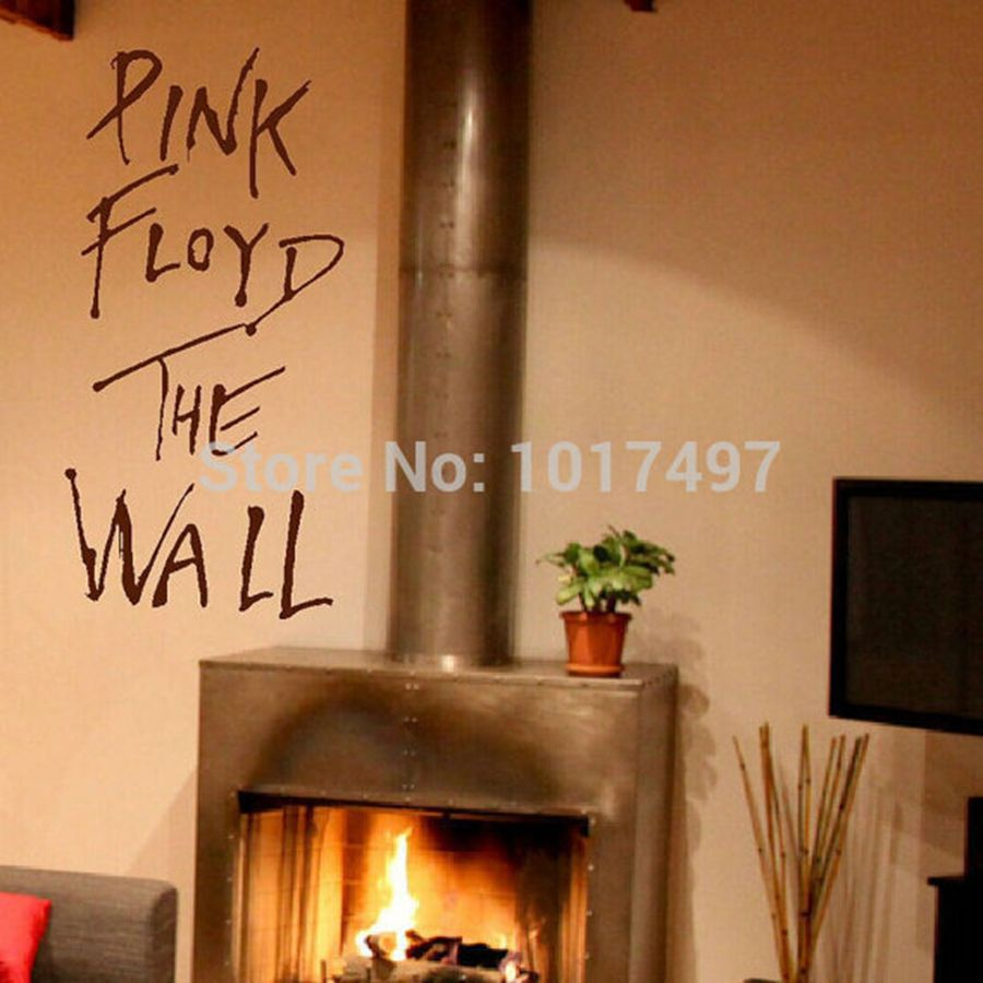 aliexpress com buy pink floyd the wall art vinyl wall decal