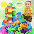 250pcs  kids  Plastic  toys assembled DIY educational Toys for children blocks baby funny learning building Toy Blocks set  BL58