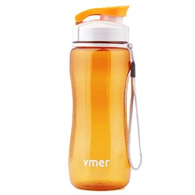 Цвет: оранжевый 550 мл