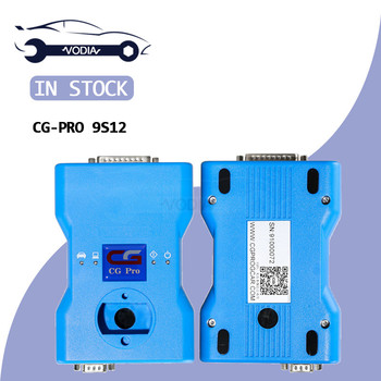 Newest 2019 CGDI CG-Pro 9S12 for Freescale Programmer Next Generation of CG-100 CG100 ForBMW Key Programmer Tool