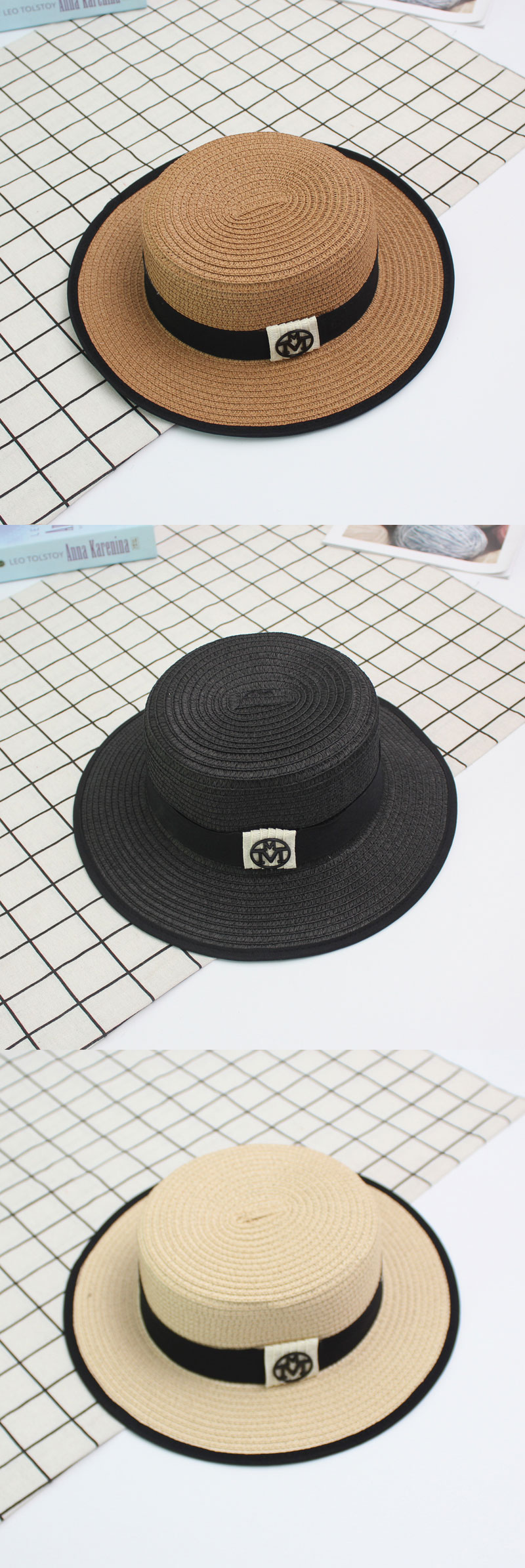 -1 01 -1 02 -1 03. Classical headwear are an effective accessory to make  you look great on summer beach bb0b3628f7f2