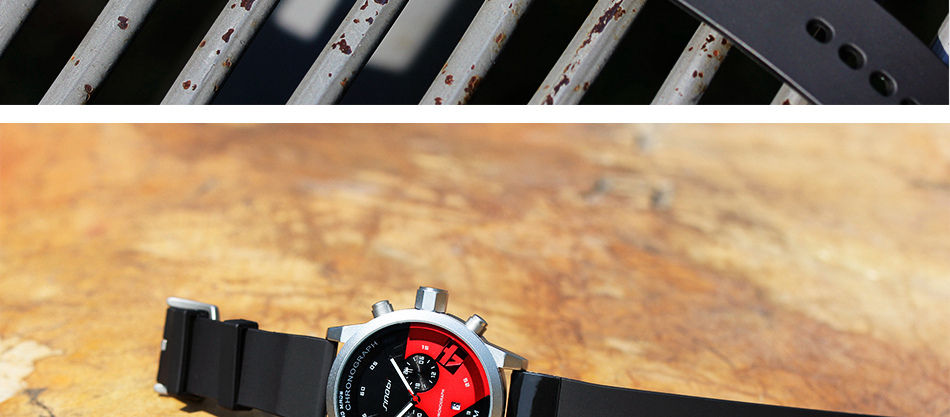 dos homens relógios de pulso pulseira de