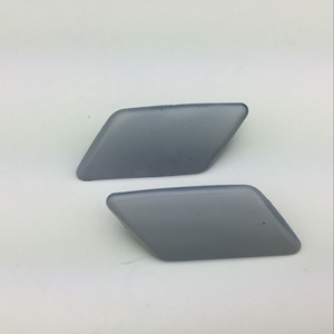 2 Pcs for VW Passat B5 2.8 V6 Headlight Washer Cover Head Light Lamp Spray Cap Left And Right Side 3B0 955 109 A 3B0 955 110 A