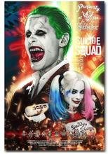 Canvas Art Joker Poster (4 Sizes)