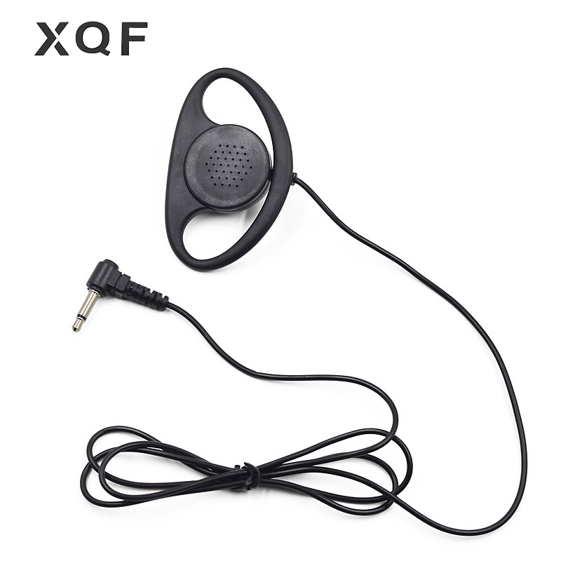 3.5mm Receive Earpiece for Motorola APX2000 APX6000 APX7000 APX8000 Radio Mic