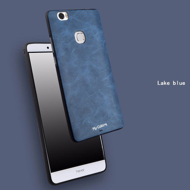 huawei honor note 8. original cover for huawei honor note 8 case pu leather ultra-thin tpu silicon