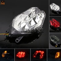 For Triumph Daytona 675 R Speed Triple 675 2013 2016 Motorcycle Integrated LED Tail Light Turn