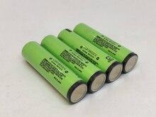 10PCS/LOT New Protected Original Panasonic CGR18650CG 18650 3.7V 2250mAh Rechargeable Battery Lithium Batteries with PCB 10pcs lot b58468 m154 new