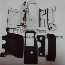 new original D4 Four set rubber for Nikon D4 rubber DSLR Camera repair parts free shipping