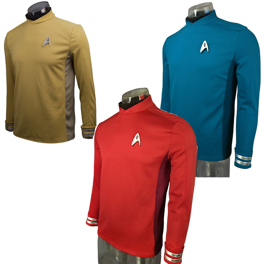 Здесь продается  Cosplay Costume Star Trek Beyond Costumes Man