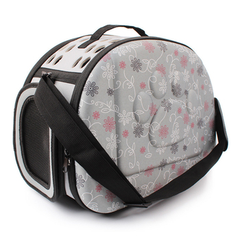 EVA Pet Carrier Dogs Cat Folding Cage Collapsible Crate Handbag Carrying Bags Pets Supplies Transport Chien Puppy Accessories 5