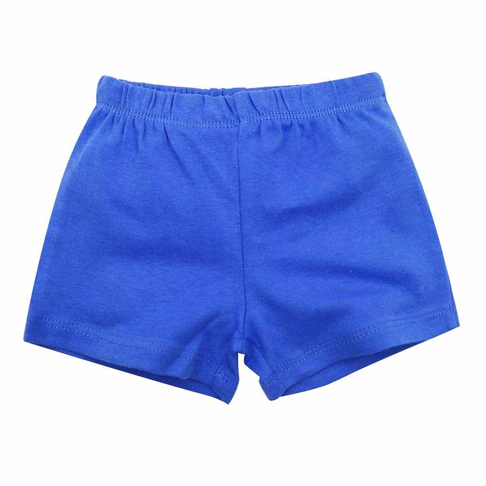 New Solid Color Children's Pants Children's Pants Boy Summer Beach Loose Shorts 6-24M Baby Baby Comfort
