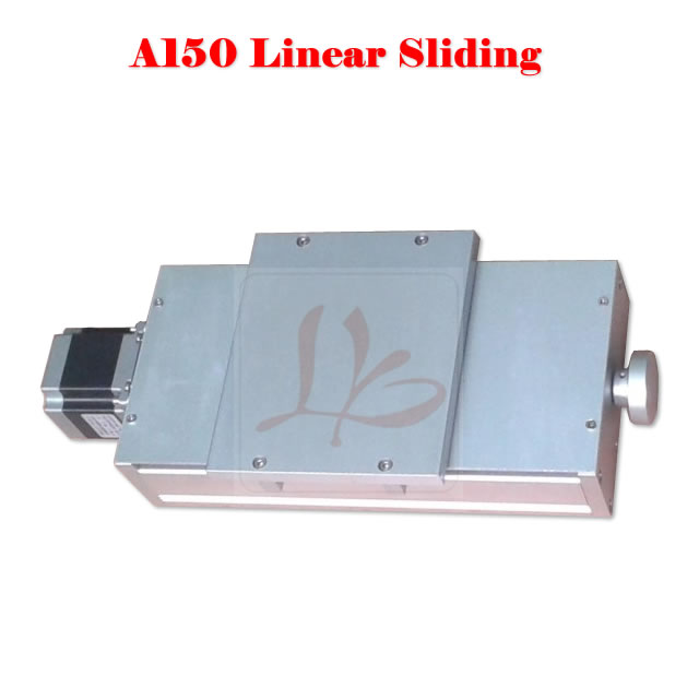 LY A150 linear sliding platform for CNC milling machine free shipping high precision easson gs11 linear wire encoder 850mm 1micron optical linear scale for milling machine cnc