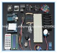 Free Shipping Brand New Hot Sale Lab Starter Basic Kit For Beginner For Nano Mega 2560
