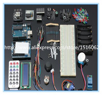Free Shipping Brand New Hot Sale Lab Starter Basic Kit For Beginner For Nano Mega 2560