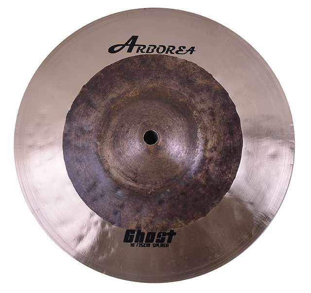 ARBOREA cymbals Ghost series  8 1
