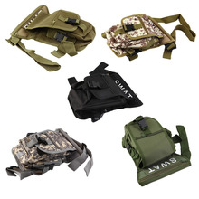 Fashionable Military Waist Pack Weapons Tactics Outdoor Sport Ride Leg Bag Special Waterproof Drop Utility Thigh Pouch