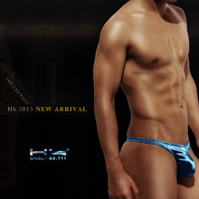 Hb & low waist underwear men.Men's Colorful Briefs.High quality and free shipping.NO.111