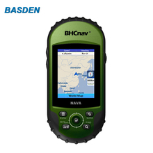 NAVA400 Has Aan Enhanced 2.2″, 65K Color, Sunlight-readable Display Outdoor Portable Handhelds GPS