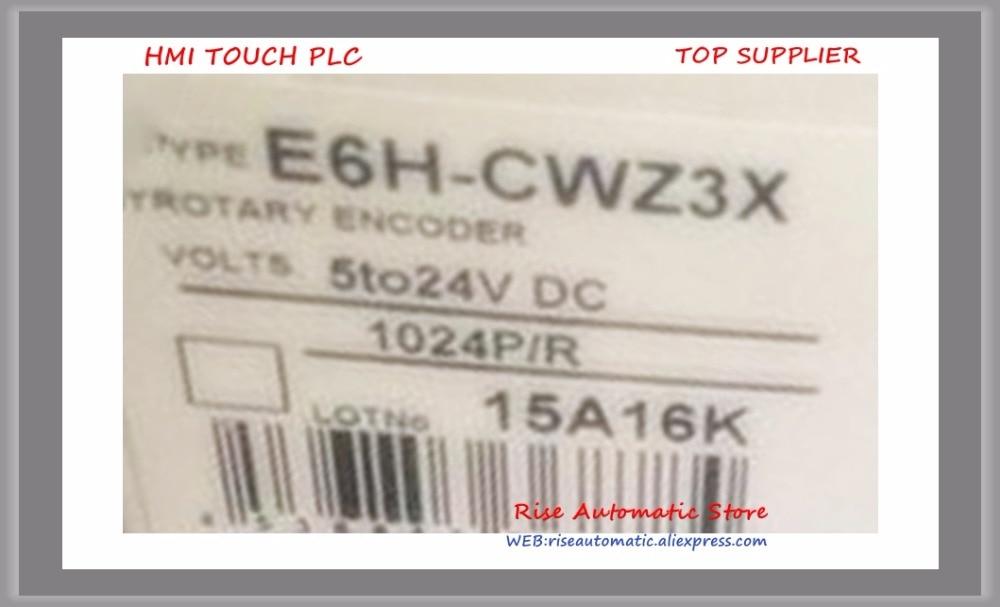 New encoder E6H-CWZ3X 1024P/R encoder e6c2 cwz1x 1024p r 5v dc new
