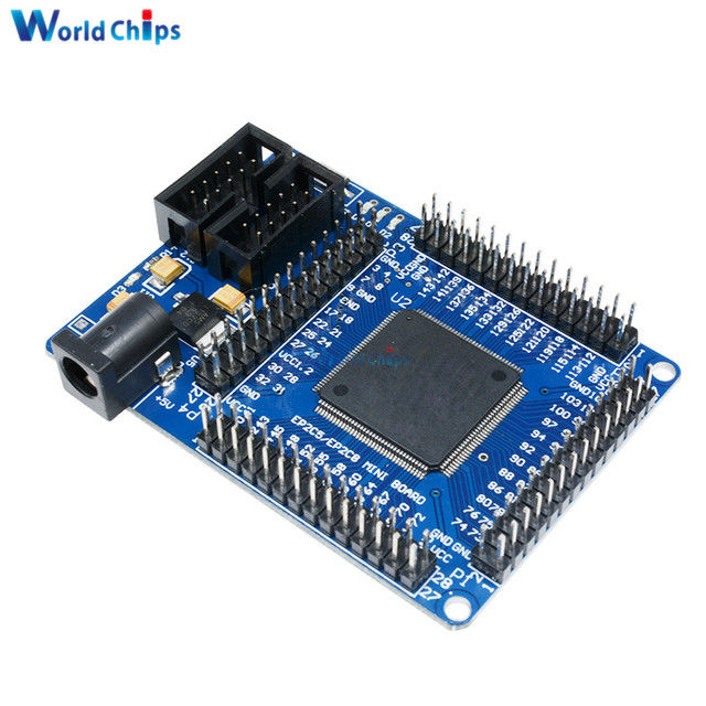 FPGA Cyslonell EP2C5T144 Minimum System Learning Development Board