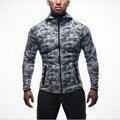 2016 novos homens fitness marca clothing hoodies gymshark homens casaco com capuz zipper camisola ocasional dos homens musculares slim fit casacos de capuz