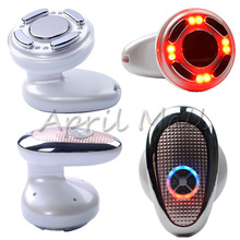 Ultrasonic RF Radio Frequency Slimming Massager Red Photon Fat Burner Body Fitness Weight Loss Machine Anti Cellulite Beauty