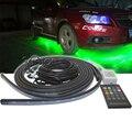 Аксессуары Для Ford Focus 2 3 Kuga Ecosport Fiesta Alfa Romeo 159 147 156 166 GT Mito Шасси Автомобиля СВЕТОДИОДНЫЕ Лампы Днища Glow Свет