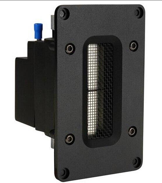 2PCS Original Fountek NEOX2.0 Aluminum Ribbon Tweeter Speaker Driver Unit 8ohm 25W 1400Hz-40000Hz Black 2pcs kasun qa 2100 4inch black fabric dome tweeter speaker driver unit fs 1600hz 8ohm 60w panel d104mm