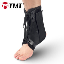 TMT Ankle Support Brace Sports Adjustable Ankle Straps Protector Football Guard Ankle Sprain Pads Foot Stabilizer Ankle Protect