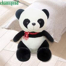 CHAMSGEND Doll Toy Hot Stuffed Plush Animal Cute Panda Pillow Christmas Gift 60cm Peluche de peluche de peluche Best seller S7