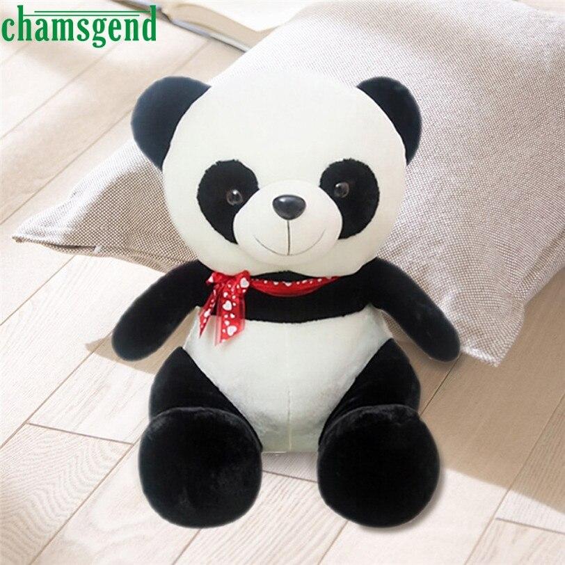 CHAMSGEND Poupée Jouet En Peluche Chaude En Peluche Animal Mignon Panda Oreiller De Noël Cadeau 60 cm Peluche de peluche de peluche Meilleur vendeur S7