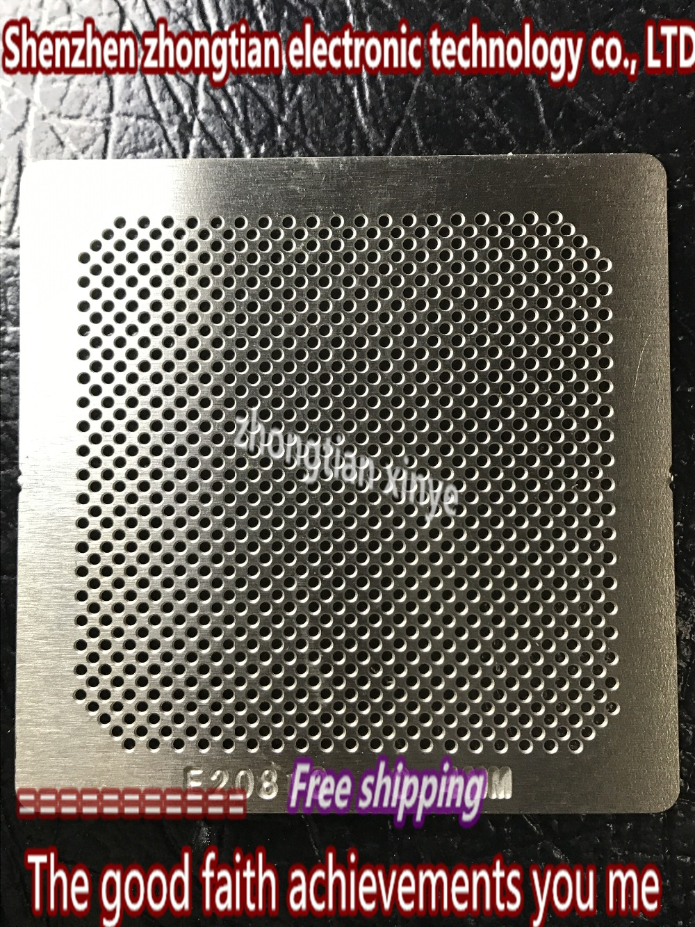 Used Intel BGA IC chipset SLGFN SU9600 CPU PROCESSOR
