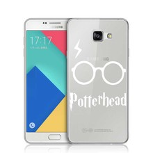 Avada Kedavra Bitch shirt for Harry Potter Design Hard plastic cases For Samsung Galaxy A3 A5 A7 2016 A8 2015 J1 J5 J7 2016