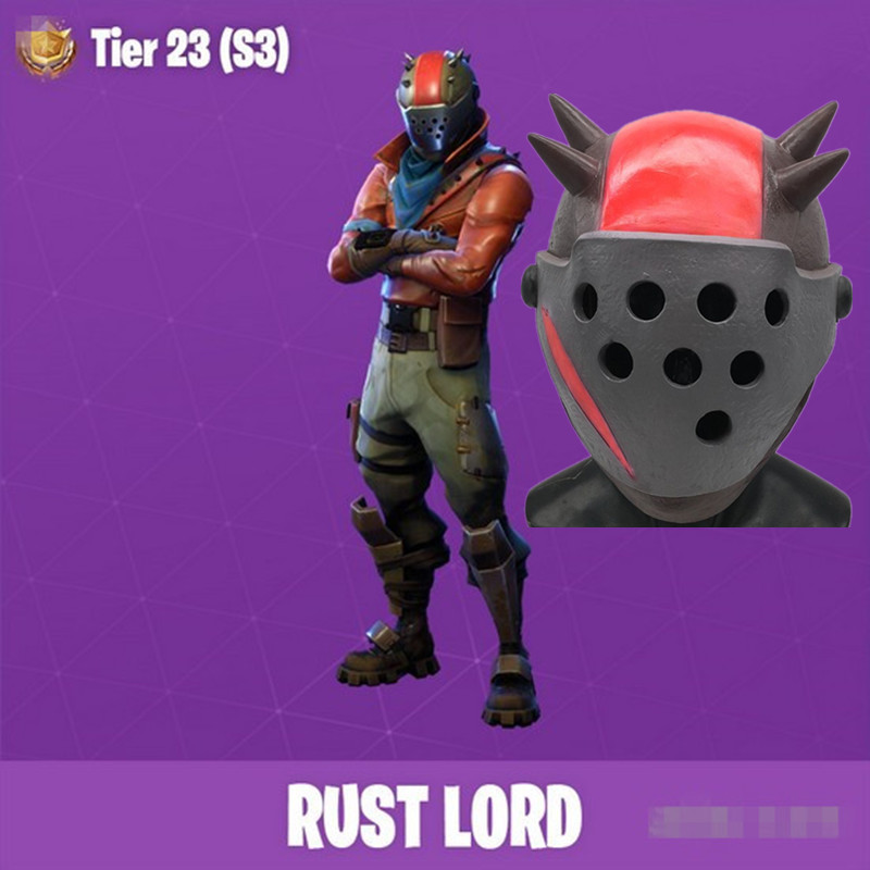 Costumes & Accessories Zsqh Latex Mask Fortress Night Game Battle Royale Cosplay Fortnited Raptor Pilot Skin Mask Fortnight Raptor Pilot Ma Helmet