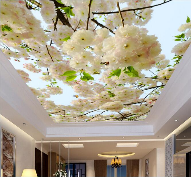 3d room wallpaper custom mural non-woven Pure and fresh flowers sitting room ceiling murals  photo 3d wall murals wallpaper cheng shuo wallpaper british children room non woven wallpaper the bedroom wallpaper small pure and fresh and stars wallpaper