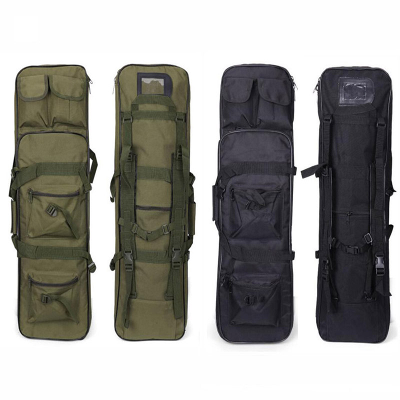 81cm 94cm 118cm Rifle Airsoft Holster Case Gun Bag Tactical Hunting Bag Military Backpack For Camping Fishing Accessories Bag(China)