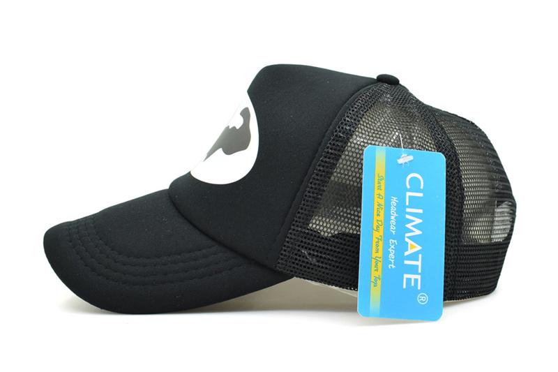 black trucker hat DSC_1623
