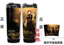 Anime Naruto Gaara Double Insulation Coffee Tea Cup Bottle MUGS