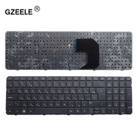 Novo ru teclado russo para hp pavilion G7-1000 G7-1100 G7-1200 G7-1001 G7-1222 G7-1001XX G7-1075DX teclado do portátil preto