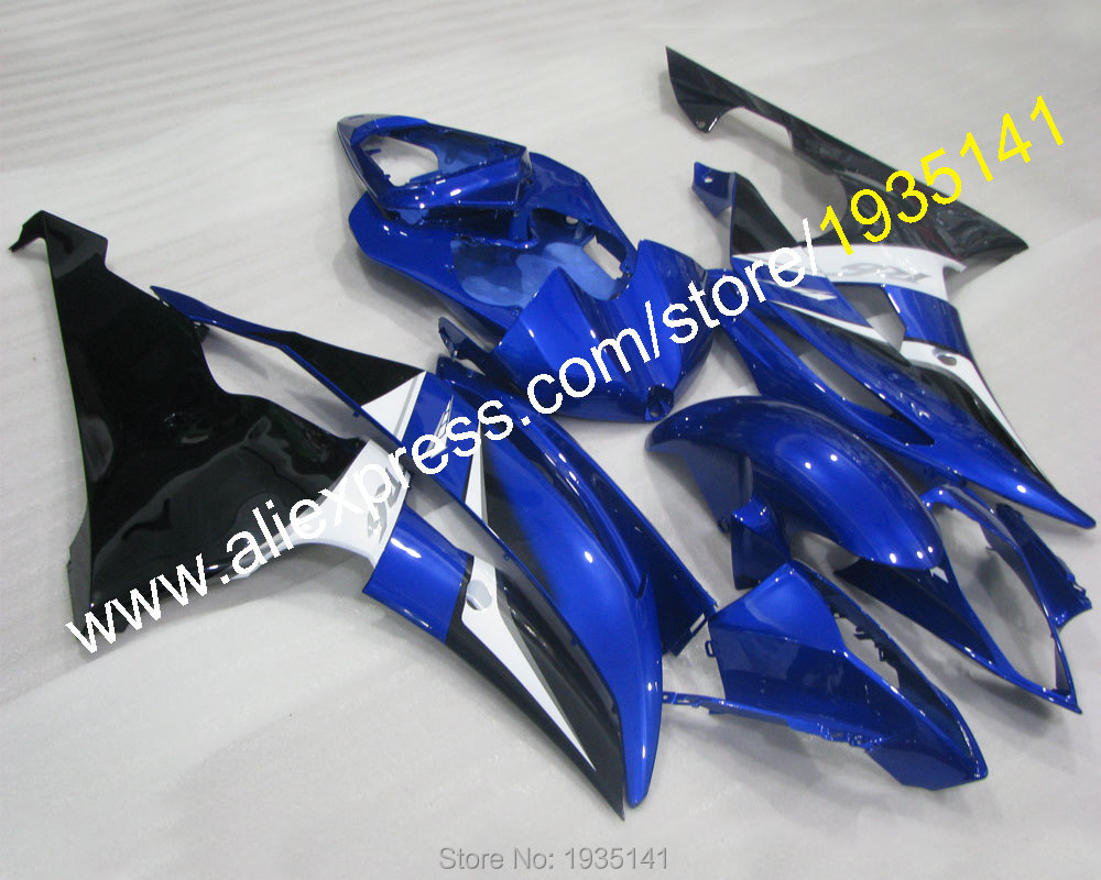 Hot Sales,For Yamaha YZF600 R6 Plastic fairing aftermarket kit YZF R6 2008 2016 bodywork YZFR6 fairing 08 16 (Injection molding)