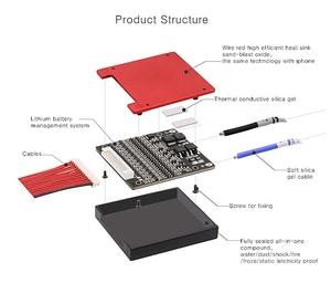 Image 4 - Deligreen 10S 35A 36V PCM/PCB/BMS עבור ליתיום סוללות 18650 ליטיום LiNCM סוללה חבילה
